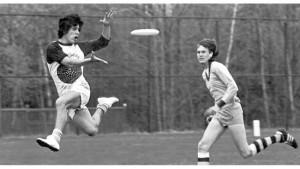 Frisbee_historia